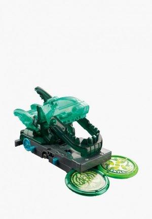 Игрушка Росмэн Дикие Скричеры. Машинка-трансформер Шаркоид л5. ТМ Screechers Wild. Цвет: зеленый