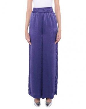 Повседневные брюки ATTIC AND BARN. Цвет: фиолетовый
