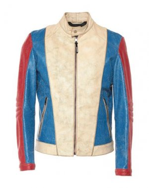 Куртка LAMBRETTA. Цвет: бежевый