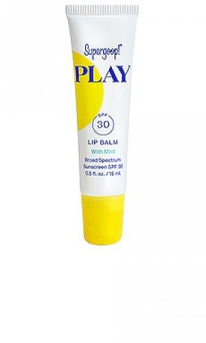 Бальзам для губ play Supergoop!. Цвет: beauty: na