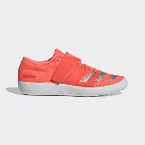Шиповки для легкой атлетики adizero shotput Performance adidas. Цвет: белый