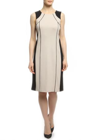 Платье Betty Barclay. Цвет: черный, бежевый
