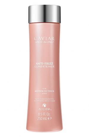 Кондиционер для контроля и гладкости волос Caviar Anti-frizz Alterna. Цвет: бесцветный