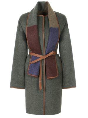 Двустороннее пальто с жилетом LORO PIANA
