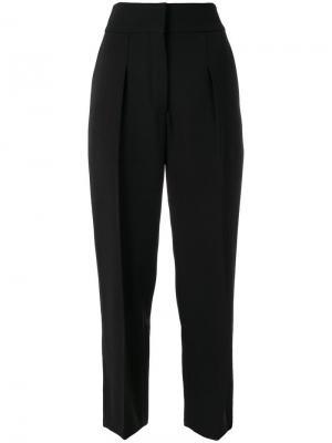 Укороченные классические брюки Calvin Klein 205W39nyc. Цвет: черный