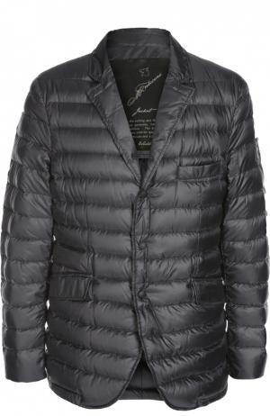Куртка-пиджак Montecore. Цвет: темно-синий