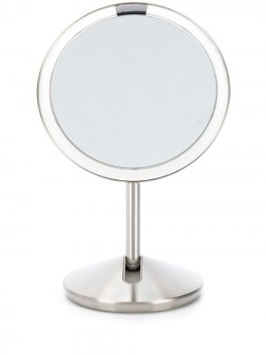 Зеркало с сенсорным управлением Simplehuman. Цвет: серебристый