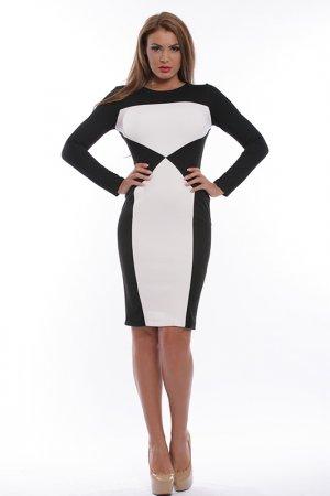 Платье Ines Collezione. Цвет: белый