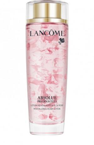 Лосьон с экстрактом розы Absolue Precious Cells Lancome. Цвет: бесцветный