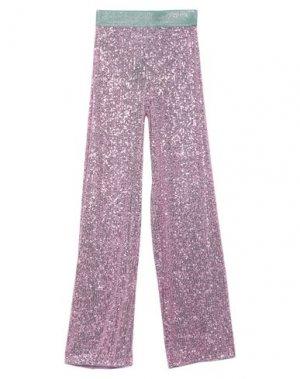 Повседневные брюки HANITA. Цвет: розовато-лиловый
