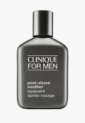 Лосьон после бритья Clinique Post-Shave Soother. Цвет: прозрачный