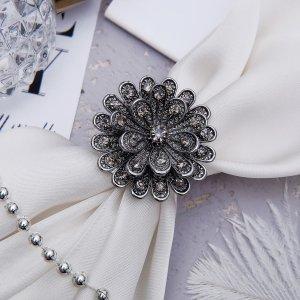 Кольцо для платка Queen fair