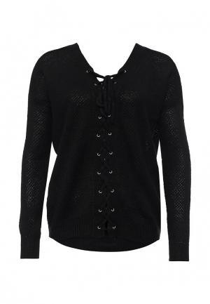 Пуловер Jennyfer. Цвет: черный