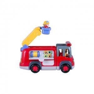 Игрушка Пожарная машина СТМ. Цвет: разноцветный
