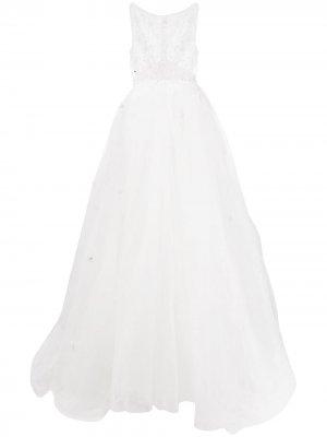 Свадебное платье Loulou. Цвет: белый