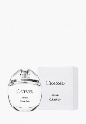 Парфюмерная вода Calvin Klein Obsessed, 50 мл. Цвет: прозрачный