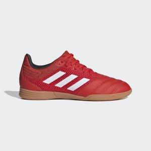 Футбольные бутсы (футзалки) Copa 20.3 IN Sala Performance adidas. Цвет: красный