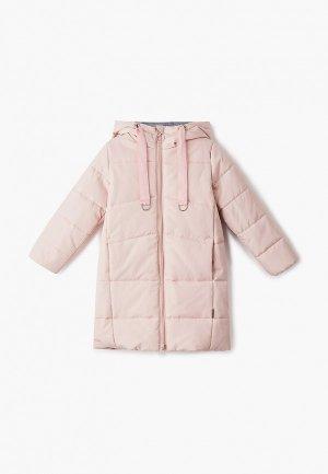 Куртка утепленная Boom. Цвет: розовый