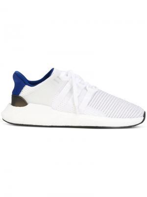 Кроссовки Originals EQT Support 93/17 adidas. Цвет: белый