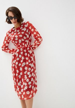 Платье Concept Club. Цвет: красный