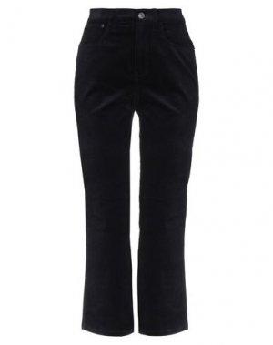 Повседневные брюки CURRENT/ELLIOTT. Цвет: темно-синий