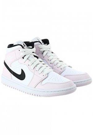 Кроссовки Air Jordan 1. Цвет: розовый