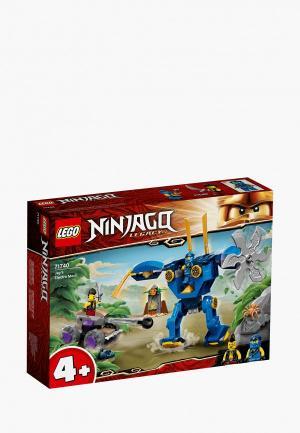 Конструктор NINJAGO LEGO 71740, Электрический робот Джея. Цвет: разноцветный