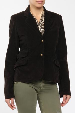 Пиджак FREESOUL. Цвет: коричневый