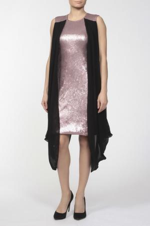 Платье Albino. Цвет: розовый