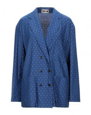 Пиджак HACHE. Цвет: синий