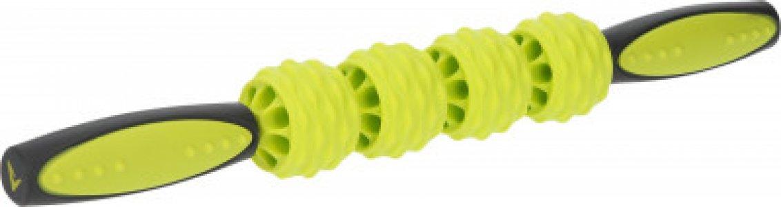 Ручной массажер с двумя ручками Demix. Цвет: зеленый