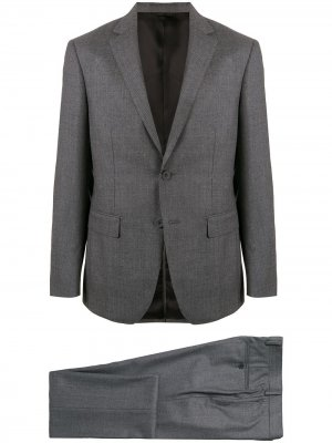 Durban костюм-двойка строгого кроя D'urban. Цвет: серый