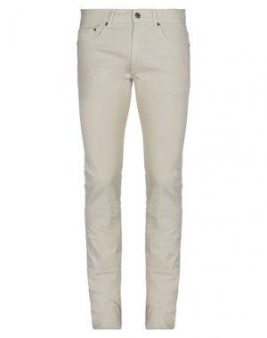 Повседневные брюки BOGLIOLI. Цвет: слоновая кость
