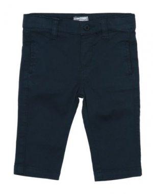 Повседневные брюки I GIANBURRASCA. Цвет: темно-синий