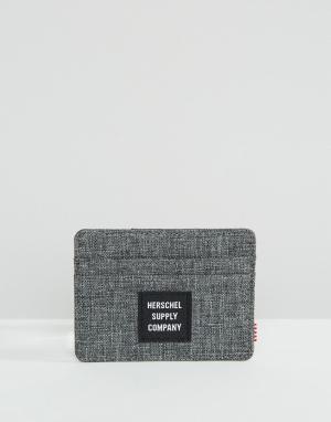 Визитница Felix Herschel Supply Co. Цвет: серый