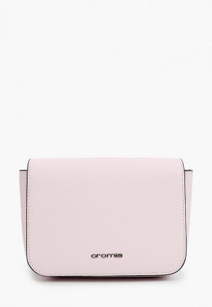 Сумка Cromia Perla. Цвет: розовый