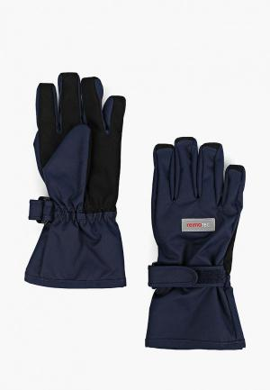 Перчатки Reima Pivo. Цвет: синий