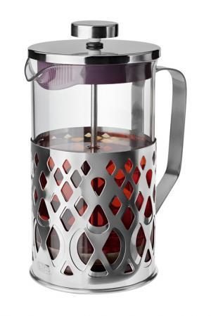 Поршневой чайник, 600 мл APOLLO Genio. Цвет: фиолетовый