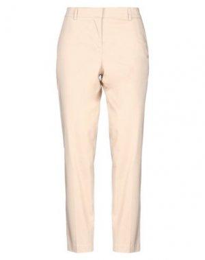 Повседневные брюки ATOS LOMBARDINI. Цвет: бежевый