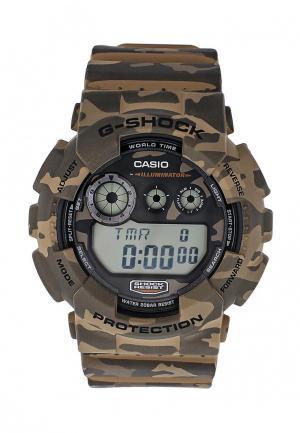 Часы Casio G-SHOCK GD-120CM-5E. Цвет: хаки