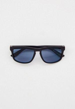 Очки солнцезащитные Marks & Spencer. Цвет: черный