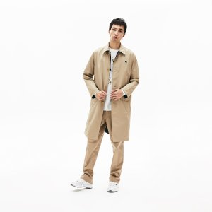Куртка Пальто L!VE Lacoste. Цвет: none