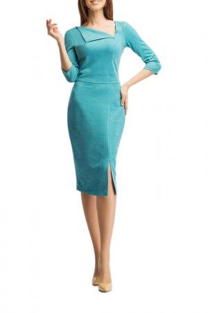 Платье Giulia Rossi. Цвет: бирюзовый