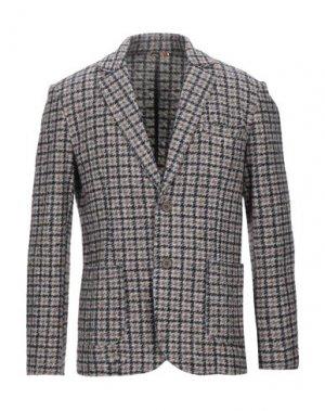 Пиджак KOON. Цвет: серый