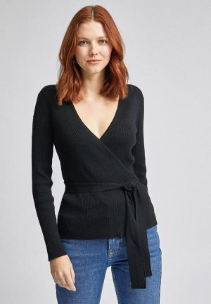 Пуловер Dorothy Perkins. Цвет: черный
