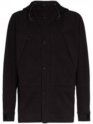 Куртка Spacer Mountain с капюшоном The North Face Black Series. Цвет: черный