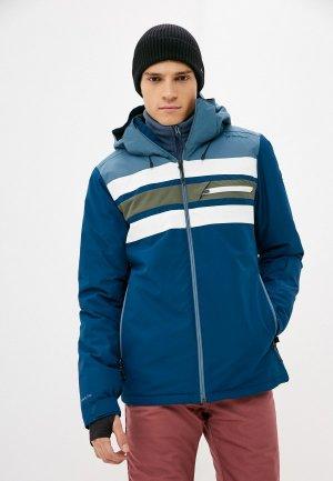Куртка горнолыжная Brunotti Alex. Цвет: синий