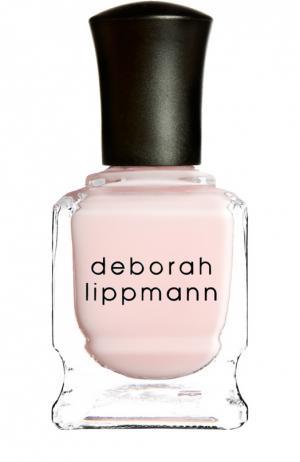 Лак для ногтей Baby Love Deborah Lippmann. Цвет: бесцветный