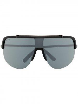 Солнцезащитные очки Yoko Dsquared2 Eyewear. Цвет: черный