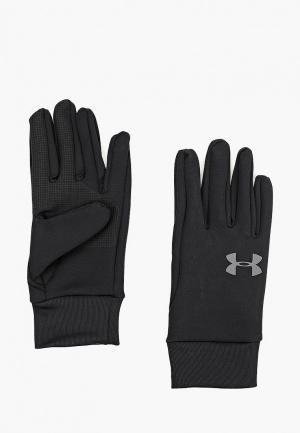 Перчатки Under Armour Mens Liner 2.0. Цвет: черный